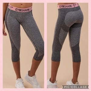 Gymshark Flex Crop Leggings